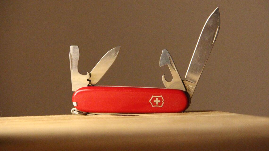 Schweizerkniv