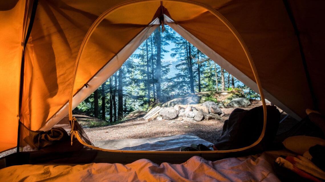 Tage på telttur – 3 oftest stillede spørgsmål og svar